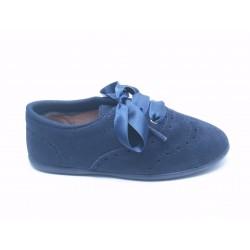 Zapatos Ingles Niño Niña Marino Chuches