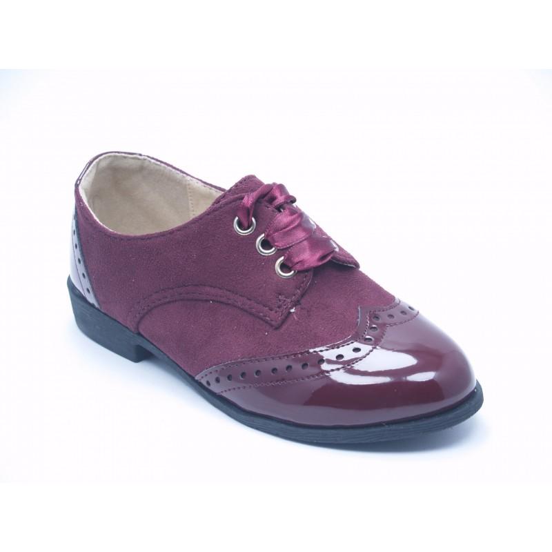 Zapatos blucher ni o ni a baratos bubble bobble a1185 s for Casas zapatos ninos
