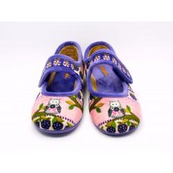 Zapatillas de Casa Niña 929 Chispas
