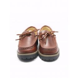 Zapatos Naúticos Niños Marrón 7036 Ellos