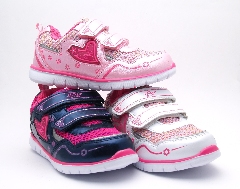 Chaussures Filles Bubble Bobble, Blanc, Taille 29