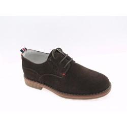 Zapato Piel Serraje Baratos A1411 Bubble Bobble
