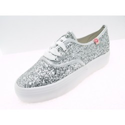 Zapatillas Plata RL-048 TONY.P