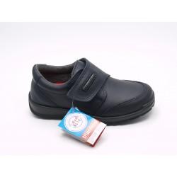 Zapatos Niño Colegial Lavable T840 Zeus Titanitos