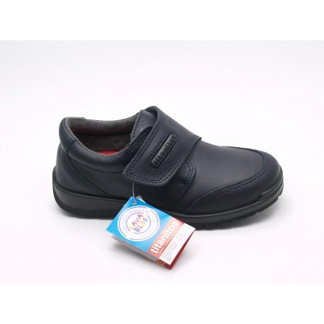 Zapatos Niño colegial lavable C840 ZEUS TITANITOS 4e46bb38f3ad