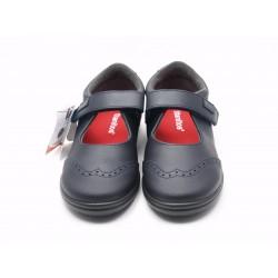 Zapatos Niña Colegial Lavables T940 FEBE Titantiros