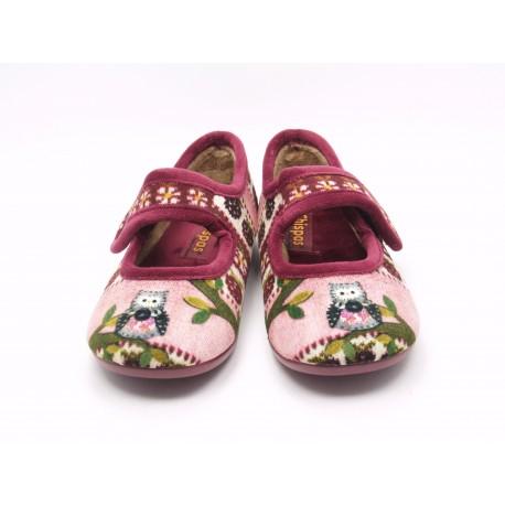b5ce1b21642 Zapatillas de Casa Niña 1080 Chispas