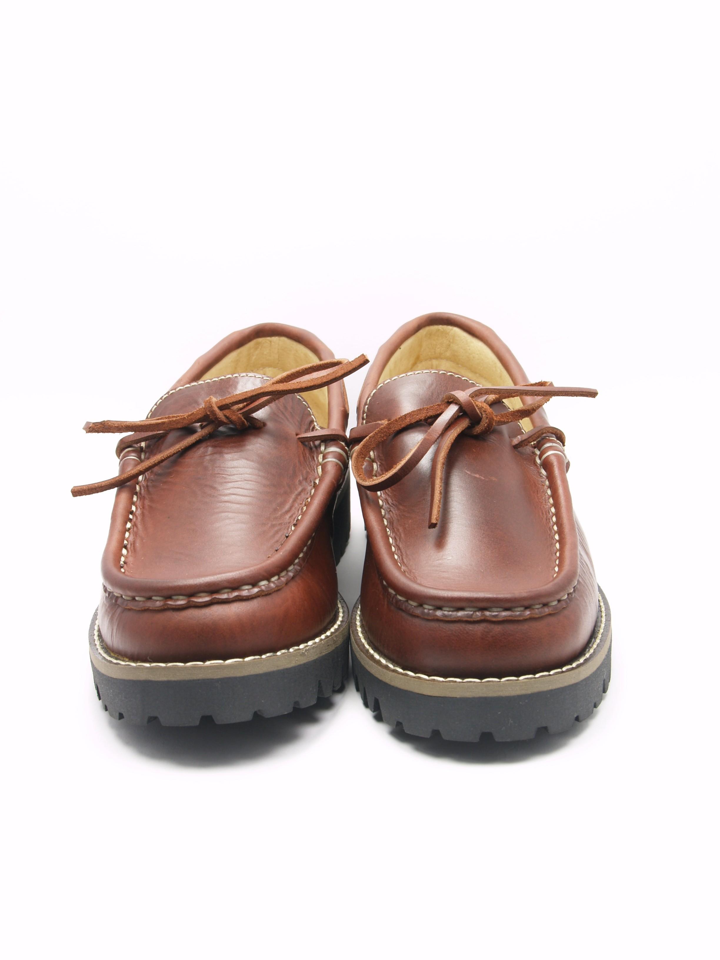3396f44eb00 Zapato Naútico Niño Niña Marrón 7036 Ellos