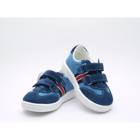 99ebda306 Zapatillas Verano Azul Niño U750 ATHLETIC V Titanitos