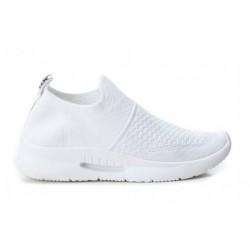 Zapato mujer Blanco sin cierre 49098 Xti