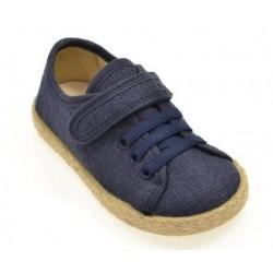 Zapato Blucher Marino 34/YUTE-02 Chuches