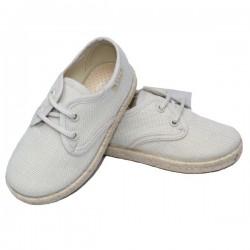 Zapato Lino Beig Niño Barato U400102 Zapy
