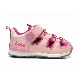 Zapatillas Cangrejeras Rosa 46029 Lois