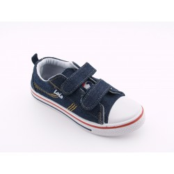 Zapatillas Lona Niño Jeans 60024 Lois