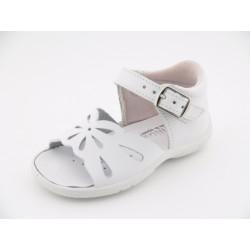 Zapatos Sandalias Bebé Niña Blanco Titanitos