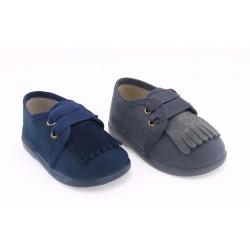 Zapato bluche flecos niño 15050 Batilas