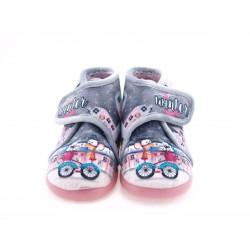 Botitas Zapatillas de Casa Navideñas Niña Zapy