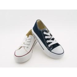 Zapatillas de Lona con Puntera de Goma 4001 Andy-Z