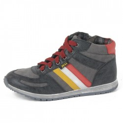 Zapatilla Sneaker Gris Baratas 53344 XTI