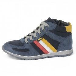 Zapatilla Sneaker Marino Baratas 53344 XTI