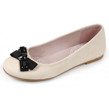 3b20612b29efc Precio reducido Zapatos Manoletinas Piel Niña 162652 Garvalin