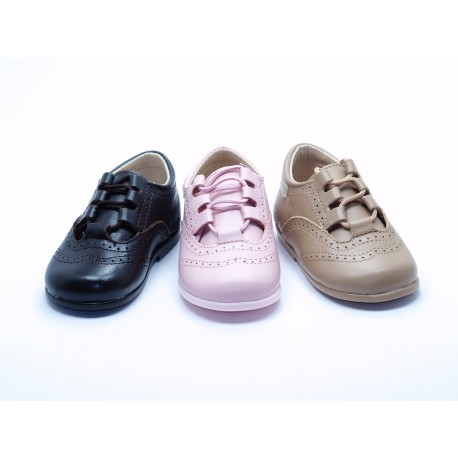04c5dc75e367f Zapatos Ingleses Niño Niña Baratos 505 Angelitos